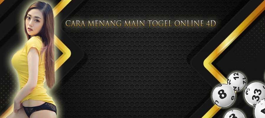Togel Online 4D